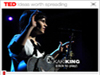 "Kaki King rocks ""Pink Noise"" (TED video)"