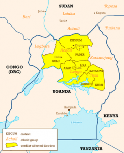 300px-Ugandan_districts_affected_by_Lords_Resistance_Army